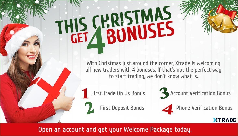 Forex no deposit bonus christmas